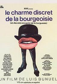 Le charme discret de la bourgeoisie (1972) Poster - Movie Forum, Cast, Reviews