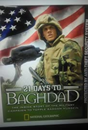 National Geographic: 21 Days to Baghdad Poster