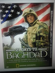 English movie notebook download National Geographic: 21 Days to Baghdad by [QHD]