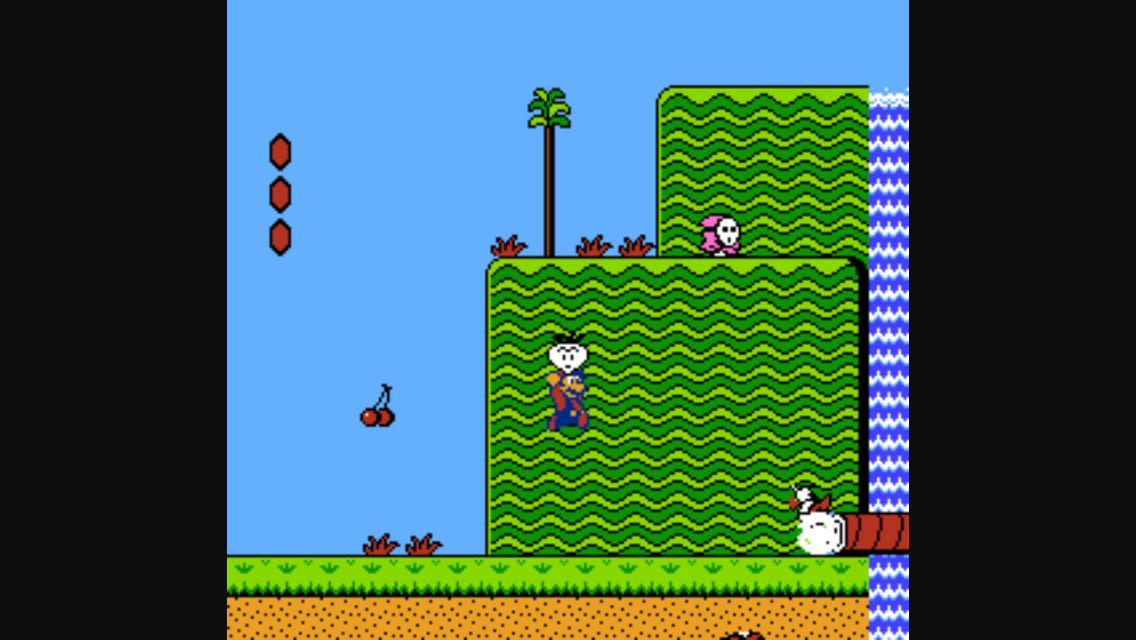 Super Mario Bros 2 1988
