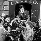 Oliver Hardy and Stan Laurel in The Battle of the Century (1927)