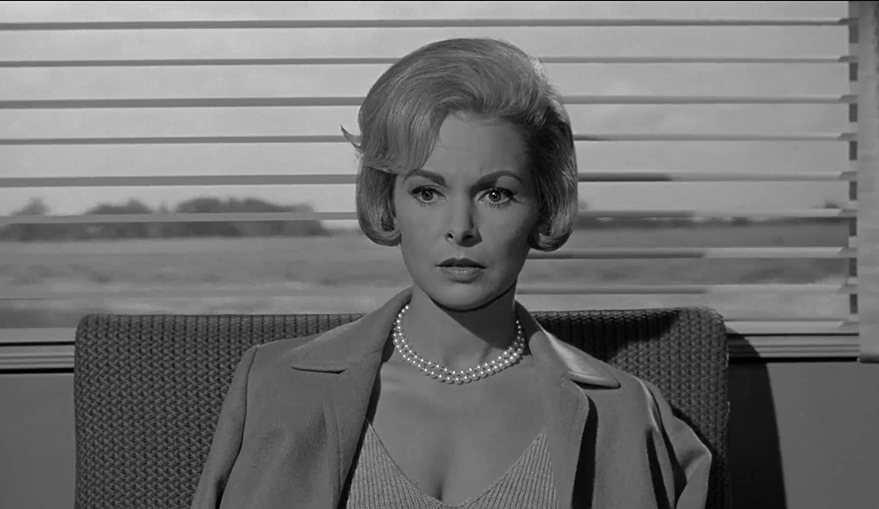 Janet Leigh in The Manchurian Candidate (1962)