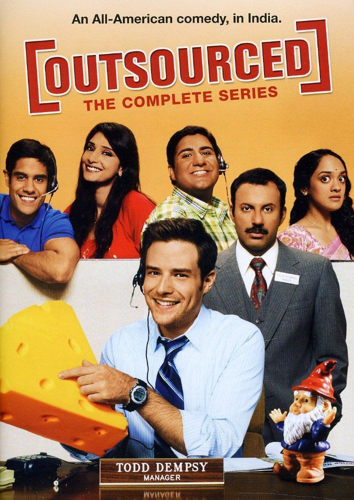 Outsourced Tv Series 20102011 Imdb