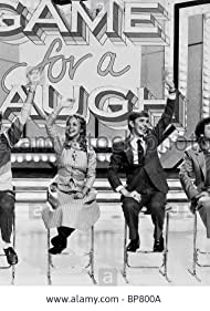 Jeremy Beadle, Henry Kelly, Matthew Kelly, and Sarah Kennedy in Game for a Laugh (1981)