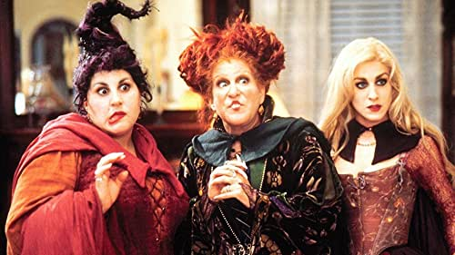 Our Favorite On-Screen Witches