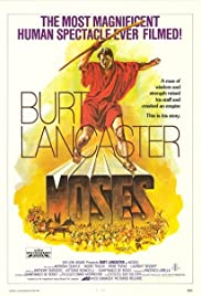 Moses the Lawgiver Poster - TV Show Forum, Cast, Reviews