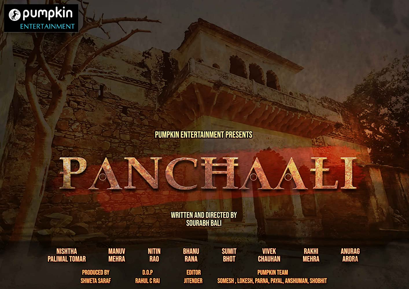 Panchaali 2018 Hindi Short Movie AMZN WebRip 130mb 480p 400mb 720p 1.3GB 2GB 1080p