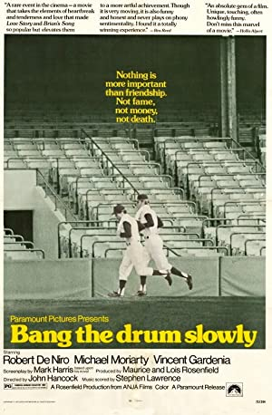 Bang the Drum Slowly Poster Image
