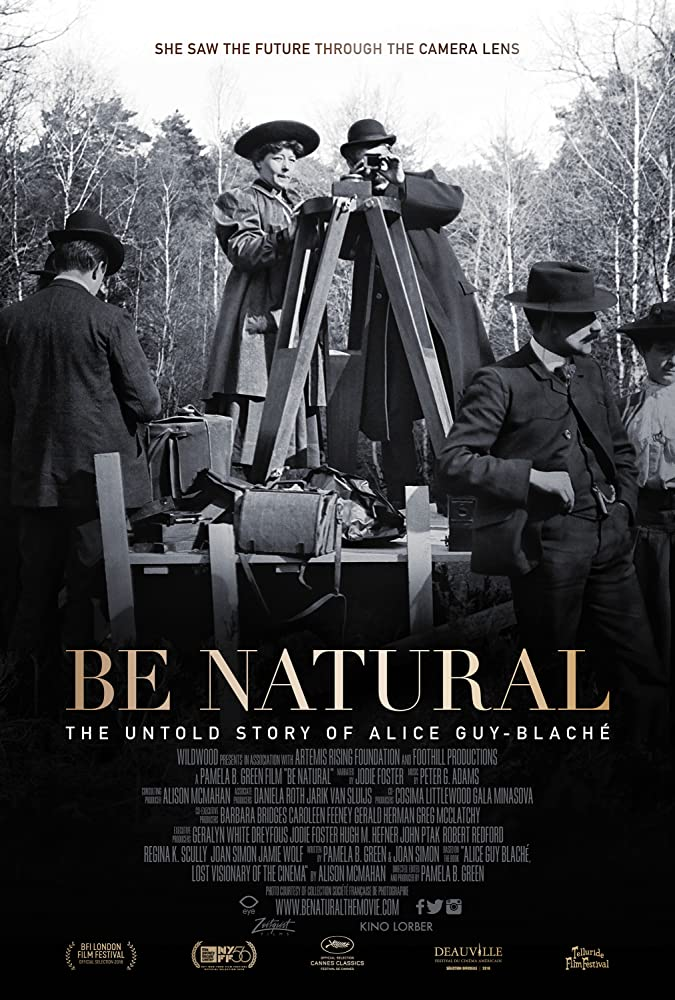 Be Natural The Untold Story of Alice Guy Blaché (2019) Streaming vf