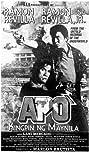 APO: Kingpin ng Maynila (1990) Poster