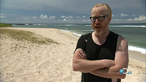 Mythbusters: Duct Tape Island Survival