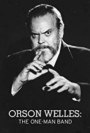 Orson Welles: The One-Man Band Poster