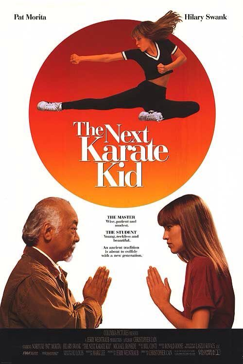 The Next Karate Kid 1994 Imdb