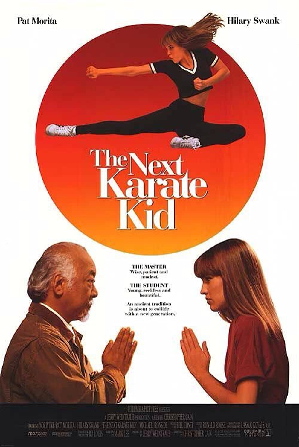 The Next Karate Kid 1994 Hindi Dual Audio 400MB BluRay ESubs