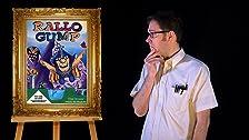 Bad Game Cover Art: Rallo Gump