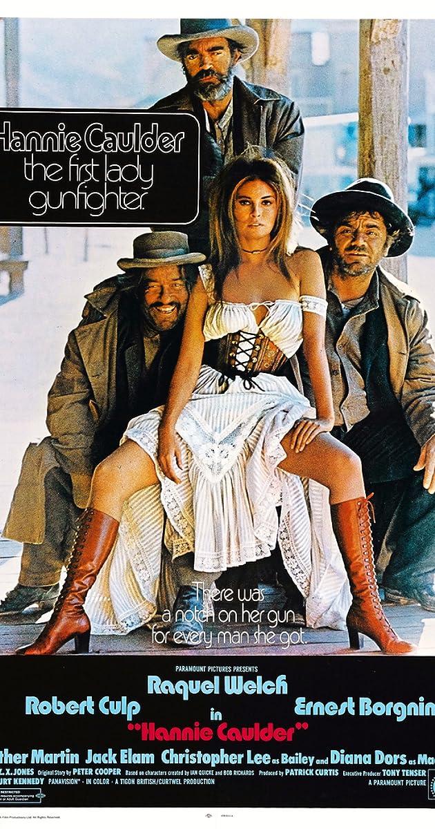 Watch Full HD Movie Hannie Caulder (1971)