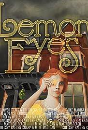 Lemon Eyes Poster