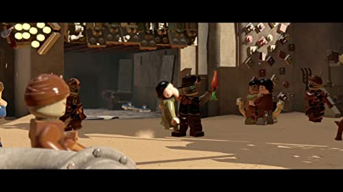 Lego Star Wars: The Force Awakens: Poes Quest (UK)