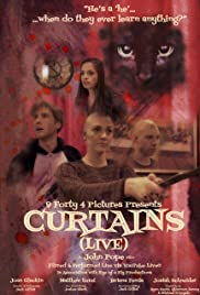 Curtains (Live) Poster