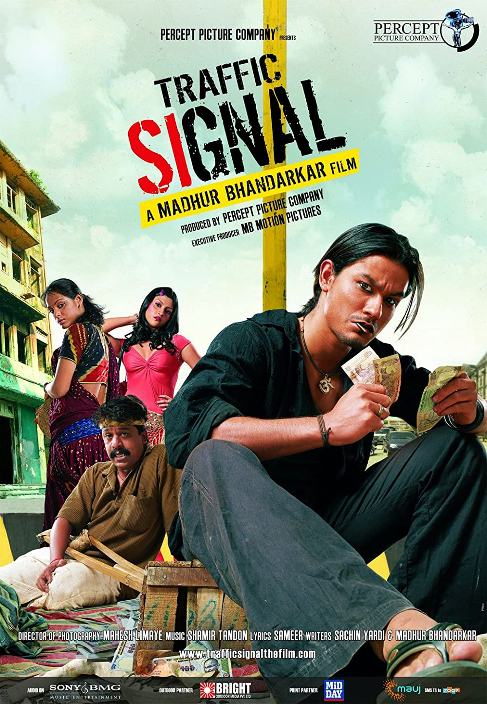 Traffic Signal 2007 Hindi 720p HDRip 850MB Download