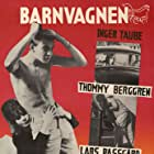 Thommy Berggren, Lars Passgård, and Inger Taube in Barnvagnen (1963)