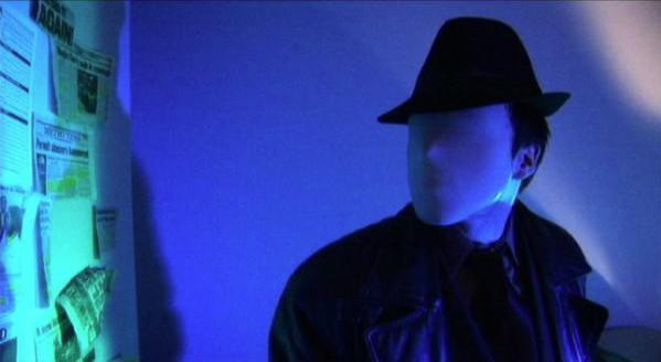 Brandon Slagle in The Question (2007)