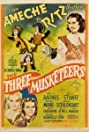The Three Musketeers (1939) Poster