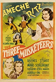 Primary photo for The Three Musketeers