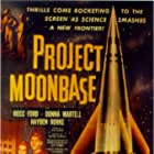 Ross Ford and Donna Martell in Project Moon Base (1953)