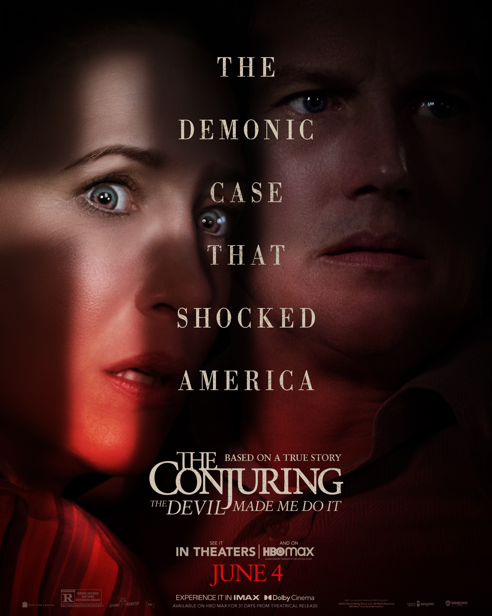 Phim The Conjuring 3: Ma xui quỷ khiến - The Conjuring 3: The Devil Made Me Do It (2021)