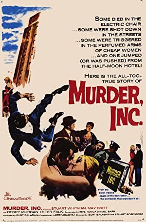Where to stream Murder, Inc.