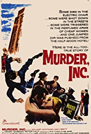Murder, Inc. (1960) Poster - Movie Forum, Cast, Reviews