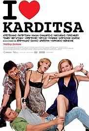 I Love Karditsa Poster