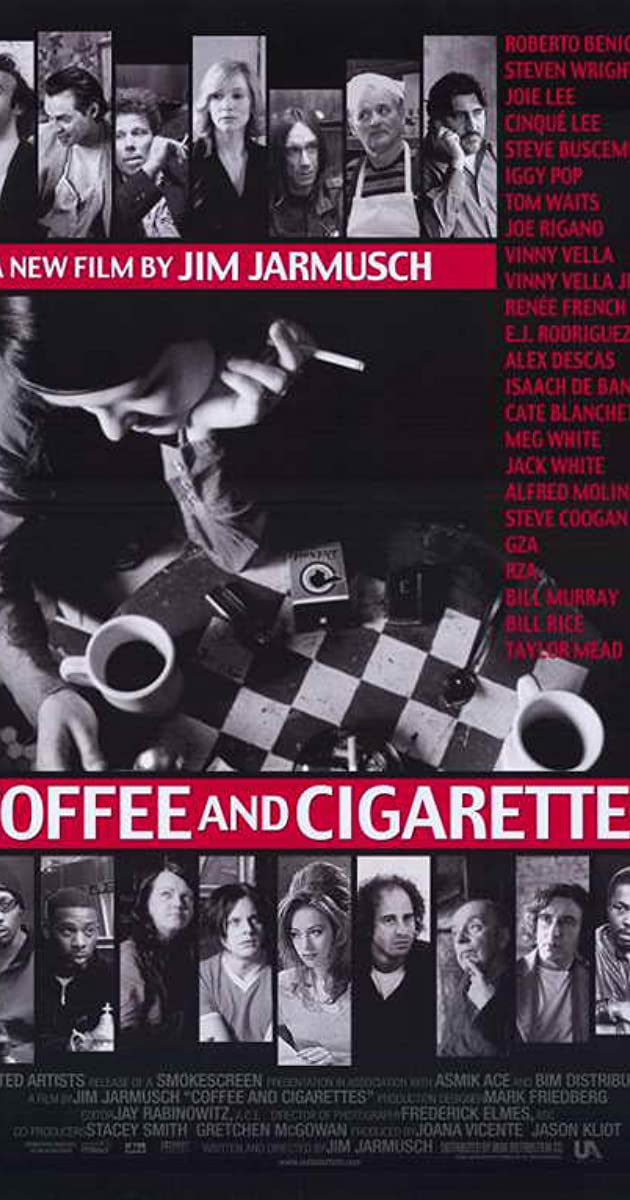 Subtitle of Coffee and Cigarettes