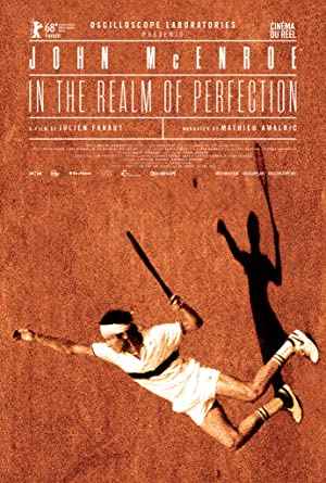 Where to stream John McEnroe: In the Realm of Perfection