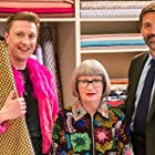 Esme Young, Joe Lycett, and Patrick Grant in The Great British Sewing Bee (2013)