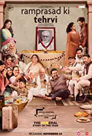 Ramprasad Ki Tehrvi (2021) HDRip Hindi Movie Watch Online Free