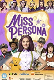 Miss Persona Poster