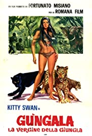 Virgin of the Jungle (1967) Poster - Movie Forum, Cast, Reviews