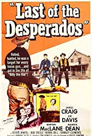 Last of the Desperados Poster