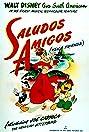 Saludos Amigos (1942) Poster