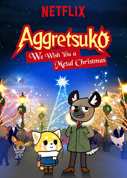 "Aggretsuko"" We Wish You a Metal Christmas (TV Episode 2018) - IMDb"
