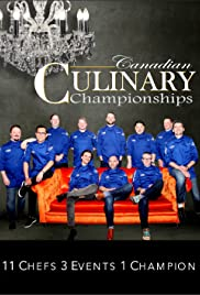 Canadian Culinary Championships Poster