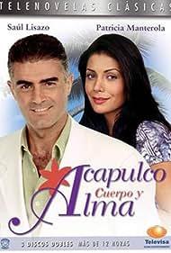 Patricia Manterola and Saúl Lisazo in Acapulco, cuerpo y alma (1995)