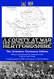 A County at War: Life on the Home Front in Hertfordshire Poster