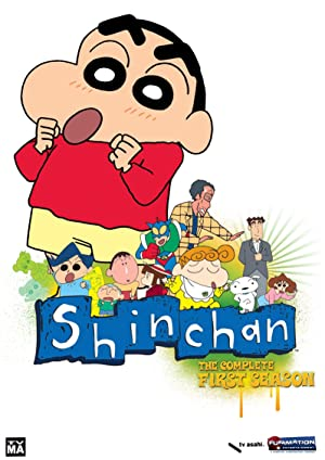 Download Shinchan Hindi Dubbed Complete Season HDRip All Episodes 1-52 720p