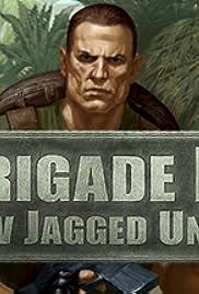 Brigade E5: New Jagged Union Poster