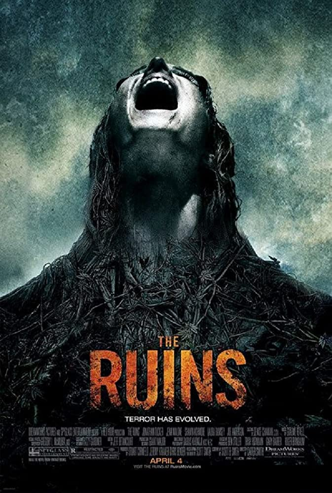 The Ruins 2008 Unrated Hindi Dual Audio 720p BluRay 700MB ESubs Download