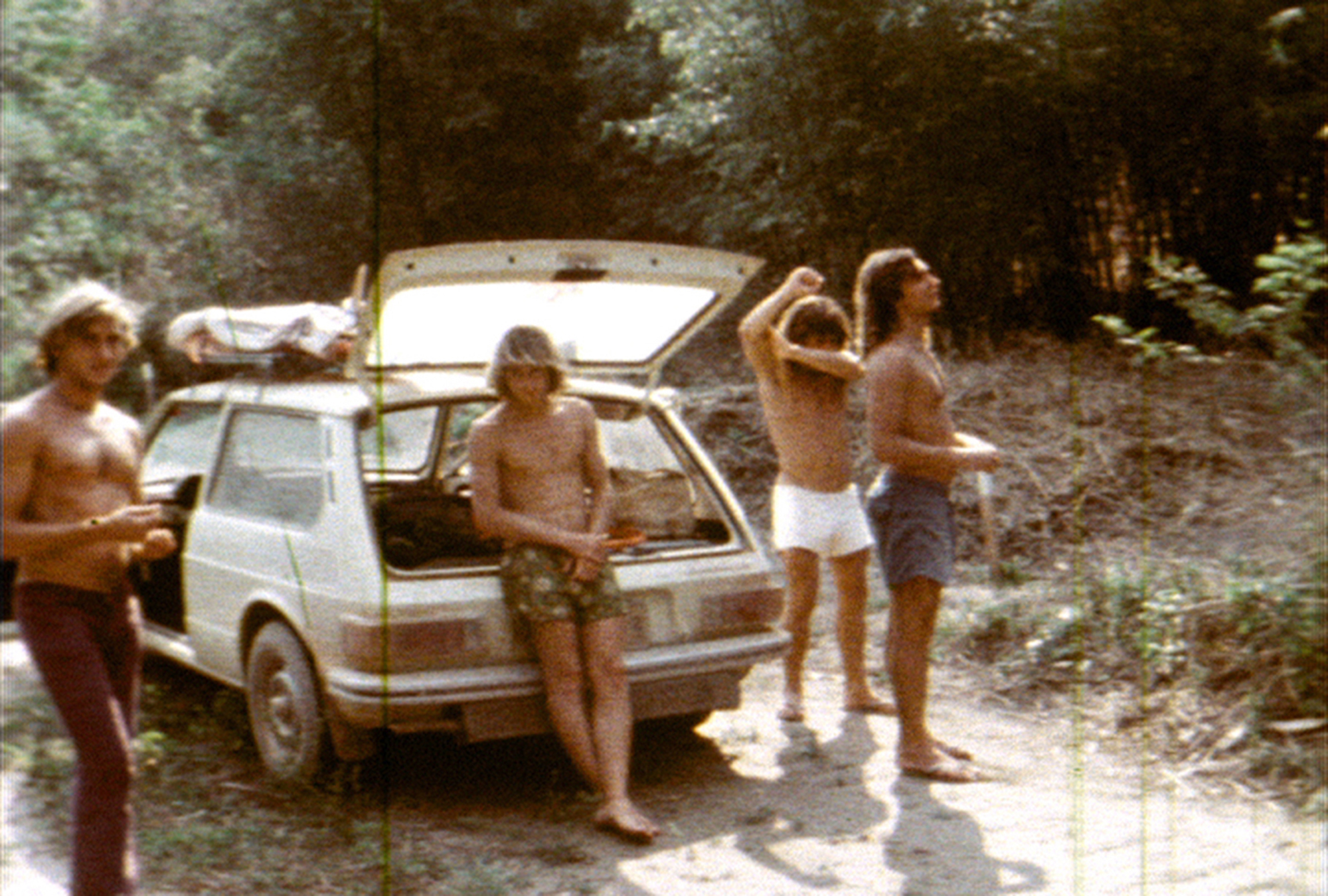 TRIP TO SAQUAREMA FROM TERRAL 1975