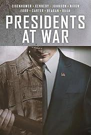 Presidents at War Poster